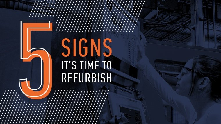 5 signs it's time to refurbish your friction welding machine