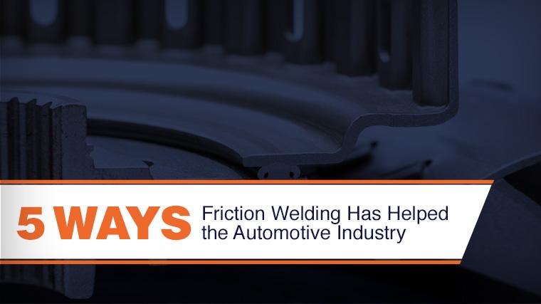 mti automotive friction welding