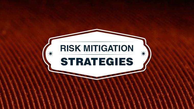 friction welding risk mitigation