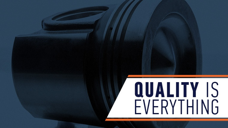 friction welding, forged quality