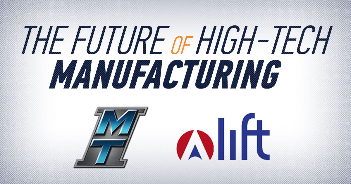 MTI Announces Partnership with LIFT to deliver North America's largest linear friction welder