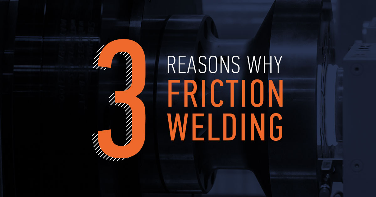 mti friction welding
