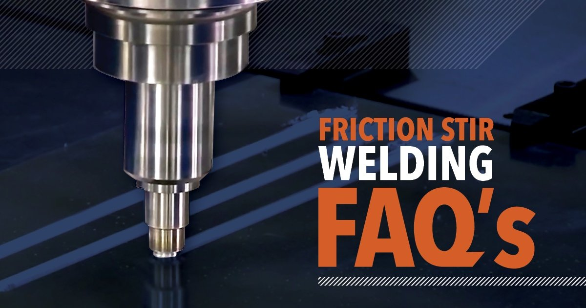 MTI answers your most commonly asked questions about Friction Stir Welding.