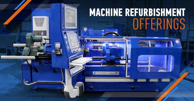MTI machine refurbishment offerings